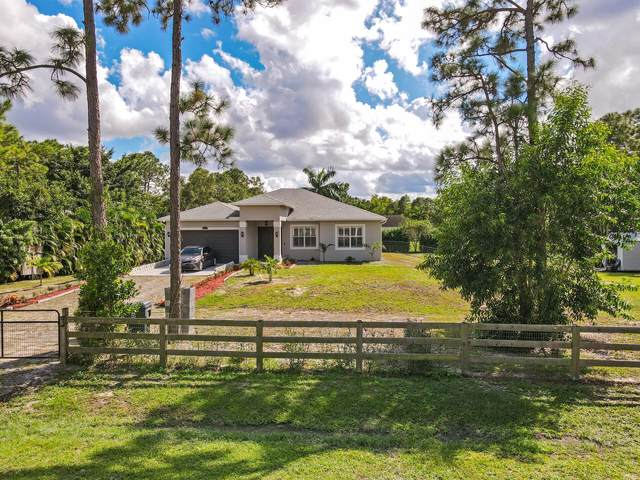 18310 42nd Road N, The Acreage, FL 33470 (MLS #RX-10753631) :: Castelli Real Estate Services