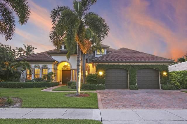 875 Country Club Drive, North Palm Beach, FL 33408 (MLS #RX-10753641) :: The DJ & Lindsey Team