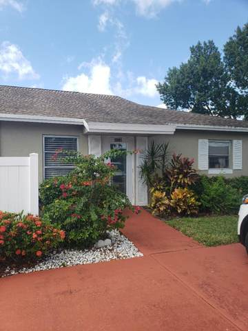 18885 Argosy Drive, Boca Raton, FL 33496 (MLS #RX-10753646) :: Dalton Wade Real Estate Group