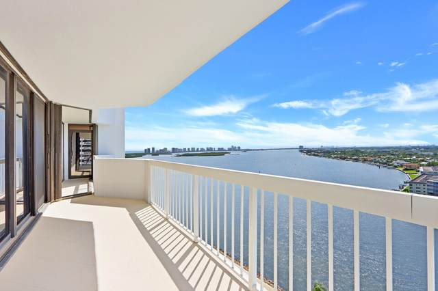 115 Lakeshore Drive #1748, North Palm Beach, FL 33408 (MLS #RX-10753670) :: The DJ & Lindsey Team