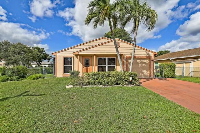 8285 Irongate Place, Boca Raton, FL 33433 (MLS #RX-10753681) :: Dalton Wade Real Estate Group