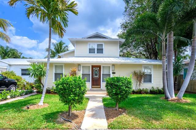 506 N Ocean Breeze Street, Lake Worth Beach, FL 33460 (MLS #RX-10753684) :: The Paiz Group