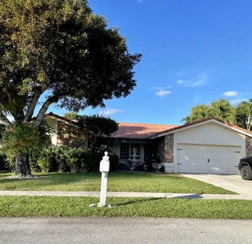 793 Camino Lakes Circle, Boca Raton, FL 33486 (MLS #RX-10753685) :: Dalton Wade Real Estate Group