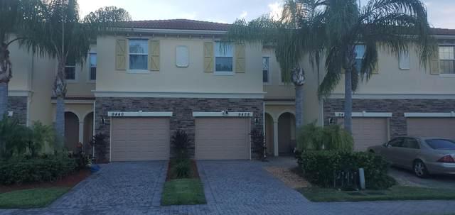 9436 SW Merlin Court, Stuart, FL 34997 (#RX-10753690) :: Treasure Property Group
