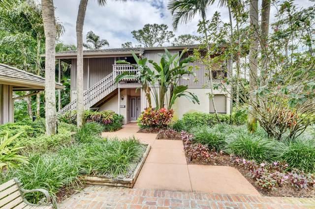 6925 Rain Forest Drive R-7-U, Boca Raton, FL 33434 (MLS #RX-10753692) :: Dalton Wade Real Estate Group