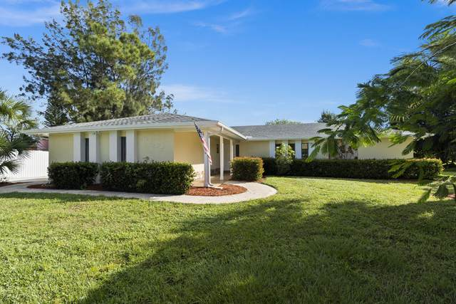 2157 SE Morningside Boulevard, Port Saint Lucie, FL 34952 (#RX-10753697) :: Michael Kaufman Real Estate