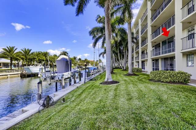 109 Paradise Harbour Boulevard #202, North Palm Beach, FL 33408 (MLS #RX-10753706) :: The DJ & Lindsey Team