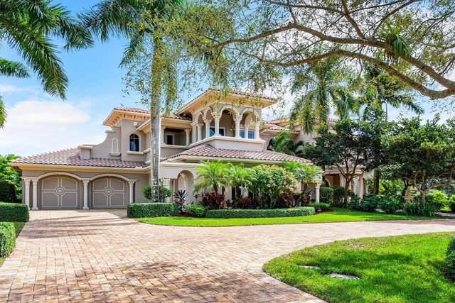 10730 Rio Hermoso, Delray Beach, FL 33446 (#RX-10753719) :: Posh Properties