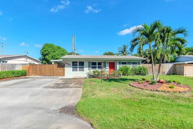 1431 NE 32nd Place, Pompano Beach, FL 33064 (#RX-10753721) :: IvaniaHomes   Keller Williams Reserve Palm Beach