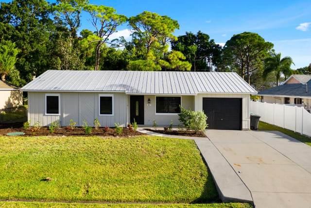 865 SE Streamlet Avenue, Port Saint Lucie, FL 34983 (MLS #RX-10753730) :: Dalton Wade Real Estate Group