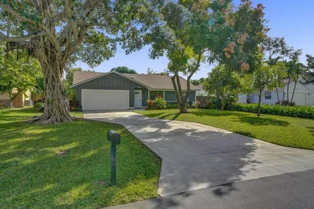 5386 Sunrise Boulevard, Delray Beach, FL 33484 (#RX-10753734) :: Posh Properties