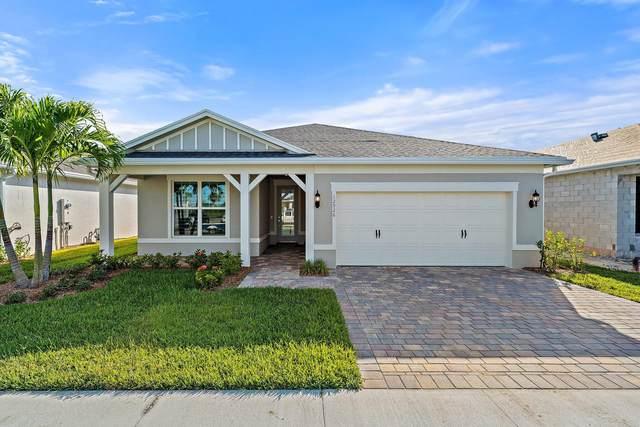 12926 SW Vermillion Circle, Port Saint Lucie, FL 34987 (MLS #RX-10753739) :: Dalton Wade Real Estate Group