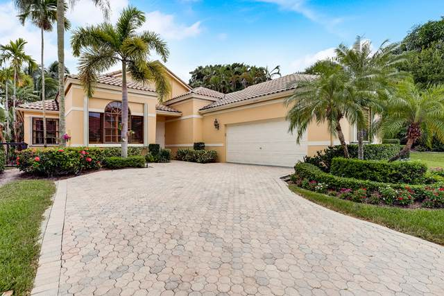10206 Dover Carriage Lane, Lake Worth, FL 33449 (#RX-10753750) :: Baron Real Estate