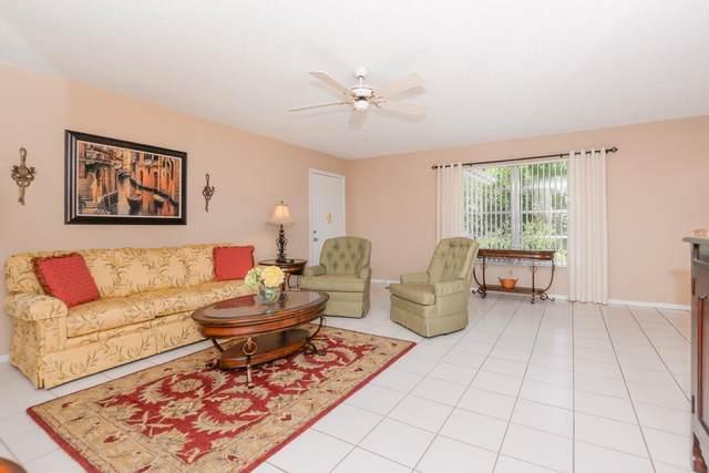 9 Lake Vista Trail #207, Port Saint Lucie, FL 34952 (MLS #RX-10753752) :: Dalton Wade Real Estate Group