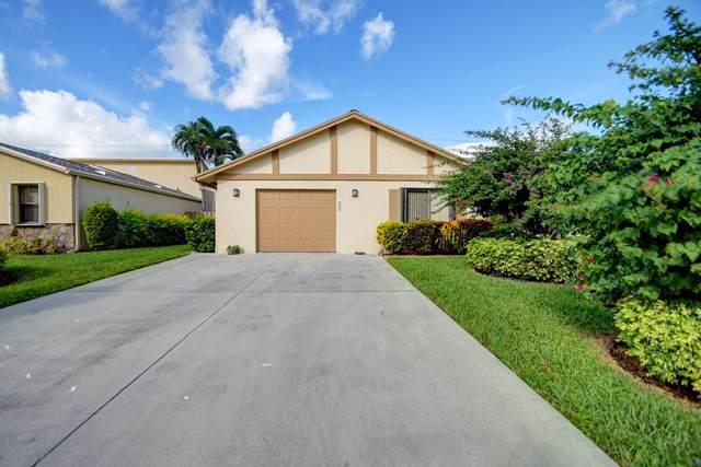 870 NW 32nd Avenue, Delray Beach, FL 33445 (#RX-10753754) :: Posh Properties