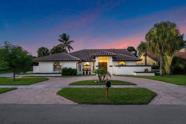 1491 SW 15th Street, Boca Raton, FL 33486 (MLS #RX-10753766) :: Dalton Wade Real Estate Group
