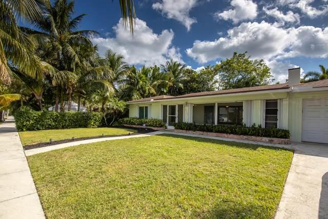 335 Vanderbilt Drive, Lake Worth Beach, FL 33460 (MLS #RX-10753773) :: The Paiz Group
