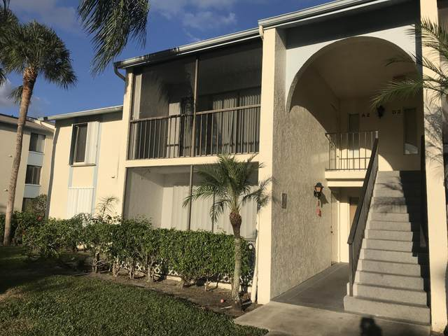 1104 Green Pine Boulevard A2, West Palm Beach, FL 33409 (MLS #RX-10753779) :: The DJ & Lindsey Team