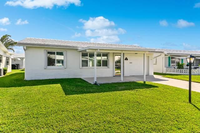2082 SW 13th Ter Terrace, Boynton Beach, FL 33426 (#RX-10753810) :: IvaniaHomes | Keller Williams Reserve Palm Beach
