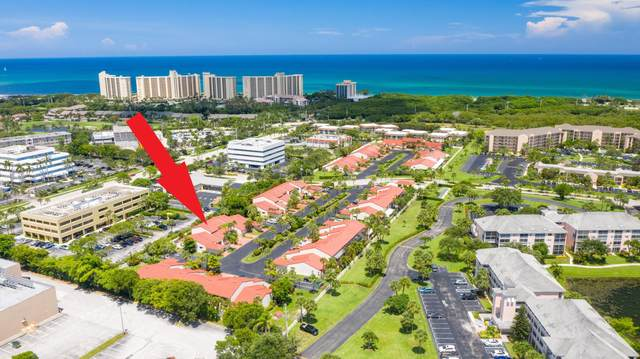 130 Palm Avenue #9, Jupiter, FL 33477 (MLS #RX-10753815) :: Berkshire Hathaway HomeServices EWM Realty