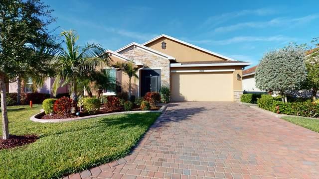 10119 SW Indian Lilac Trail, Port Saint Lucie, FL 34987 (#RX-10753819) :: Michael Kaufman Real Estate