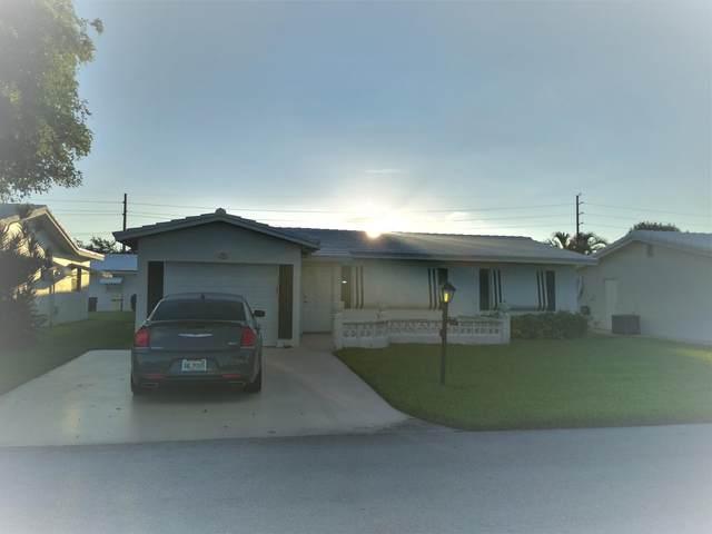 114 SW 8th Court, Boynton Beach, FL 33426 (#RX-10753822) :: Posh Properties