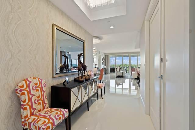 2720 Donald Ross Road #510, Palm Beach Gardens, FL 33410 (MLS #RX-10753824) :: The DJ & Lindsey Team
