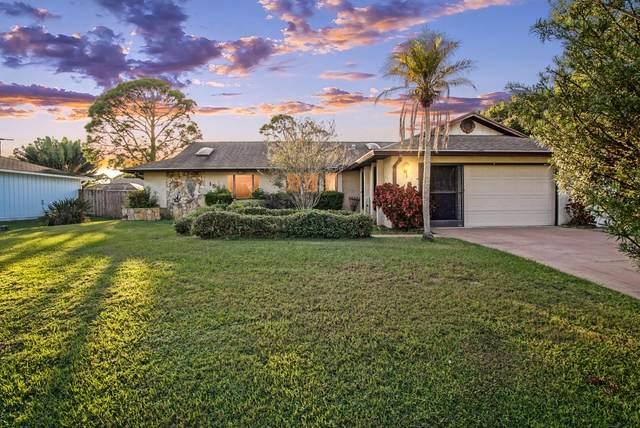 1552 SE Ladner Street, Port Saint Lucie, FL 34983 (MLS #RX-10753825) :: Castelli Real Estate Services