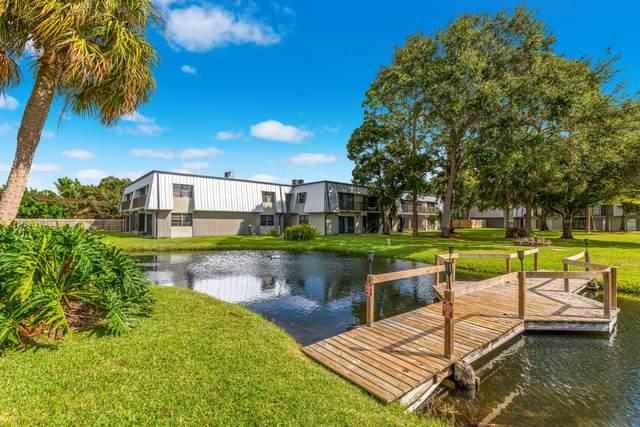 2513 S 17th Street Unit 104, Fort Pierce, FL 34982 (MLS #RX-10753855) :: Castelli Real Estate Services