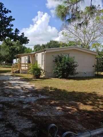 1201 E Joy E Lane, Fort Pierce, FL 34950 (MLS #RX-10753862) :: The DJ & Lindsey Team
