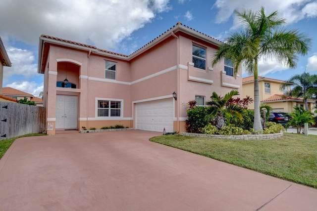 7315 Spinnaker Bay Drive, Lake Worth, FL 33467 (#RX-10753865) :: Posh Properties