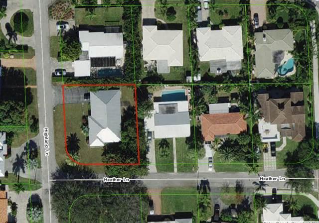 1429 N Highland Lane, Delray Beach, FL 33444 (#RX-10753884) :: The Reynolds Team | Compass
