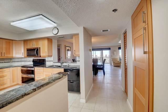7380 S Oriole Boulevard #802, Delray Beach, FL 33446 (#RX-10753889) :: Posh Properties