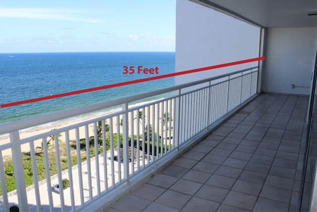 1390 S Ocean Boulevard 12B, Pompano Beach, FL 33062 (#RX-10753891) :: Posh Properties
