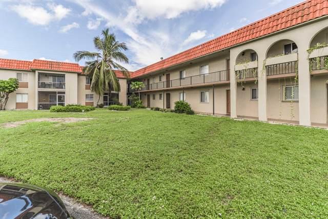 6034 Forest Hill 105 Boulevard #105, West Palm Beach, FL 33415 (MLS #RX-10753893) :: The DJ & Lindsey Team