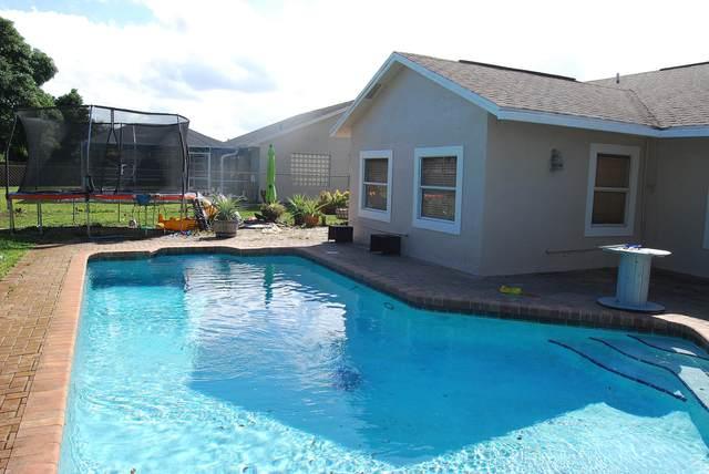 3749 SW Jack Street, Port Saint Lucie, FL 34953 (#RX-10753899) :: Michael Kaufman Real Estate