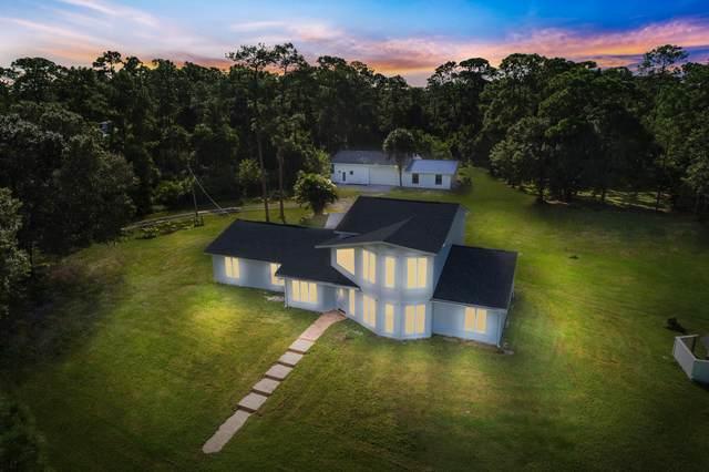 7058 SW Wedelia Terrace, Palm City, FL 34990 (MLS #RX-10753903) :: Castelli Real Estate Services