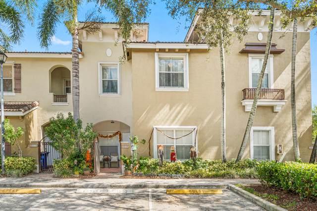 3208 Merrick Terrace #1502, Margate, FL 33063 (#RX-10753916) :: Posh Properties