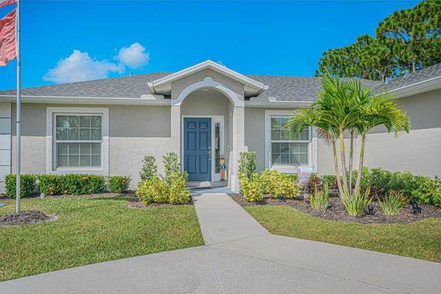 6129 NW Densaw Terrace, Port Saint Lucie, FL 34986 (#RX-10753918) :: Baron Real Estate