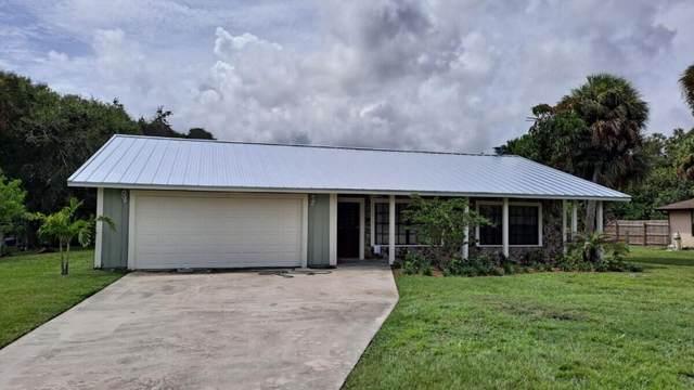 1209 White Oak Lane, Fort Pierce, FL 34982 (MLS #RX-10753932) :: The DJ & Lindsey Team