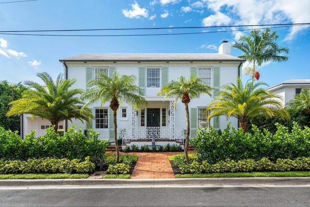 236 Pendleton Avenue, Palm Beach, FL 33480 (MLS #RX-10753950) :: The DJ & Lindsey Team