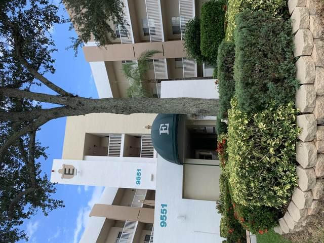 9551 Weldon Circle E315, Tamarac, FL 33321 (#RX-10753969) :: Posh Properties