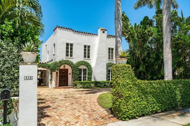 315 Seaspray Avenue, Palm Beach, FL 33480 (MLS #RX-10753972) :: The Teri Arbogast Team at Keller Williams Partners SW