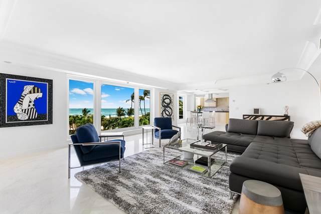 750 S Ocean Boulevard 2-N, Boca Raton, FL 33432 (#RX-10753985) :: Posh Properties