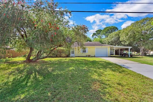 5400 Birch Drive, Fort Pierce, FL 34982 (MLS #RX-10753990) :: The DJ & Lindsey Team