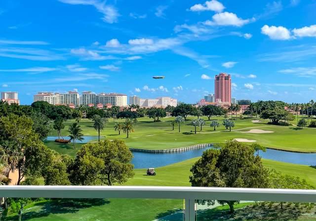 500 SE Mizner Boulevard A504, Boca Raton, FL 33432 (#RX-10753991) :: Posh Properties