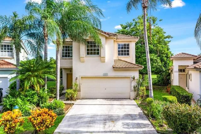 4934 Pelican Manor, Coconut Creek, FL 33073 (MLS #RX-10753994) :: Castelli Real Estate Services