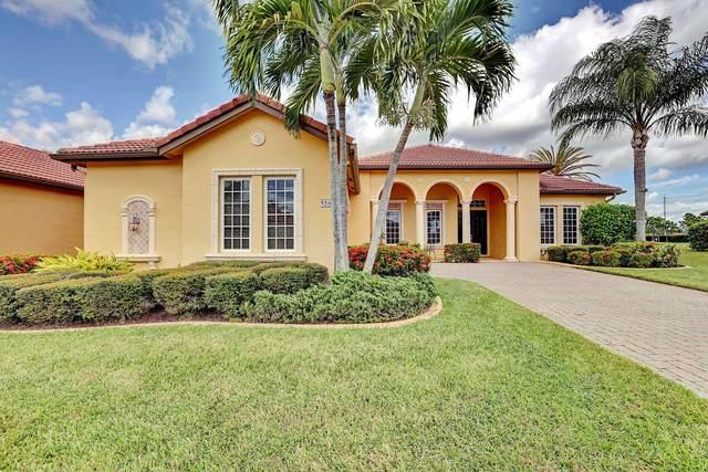 956 SW Grand Reserves Boulevard, Port Saint Lucie, FL 34986 (#RX-10753997) :: Posh Properties