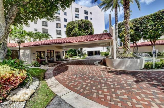 7579 Imperial Drive #702, Boca Raton, FL 33433 (#RX-10754000) :: Posh Properties