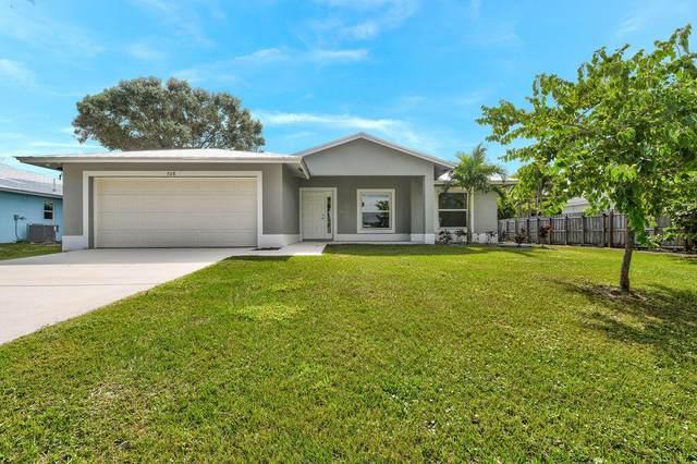 368 SE Husted Terrace, Port Saint Lucie, FL 34983 (#RX-10754017) :: The Reynolds Team   Compass